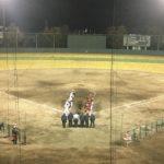 男子ソフトボール東日本リーグ開幕!第1節 最終結果
