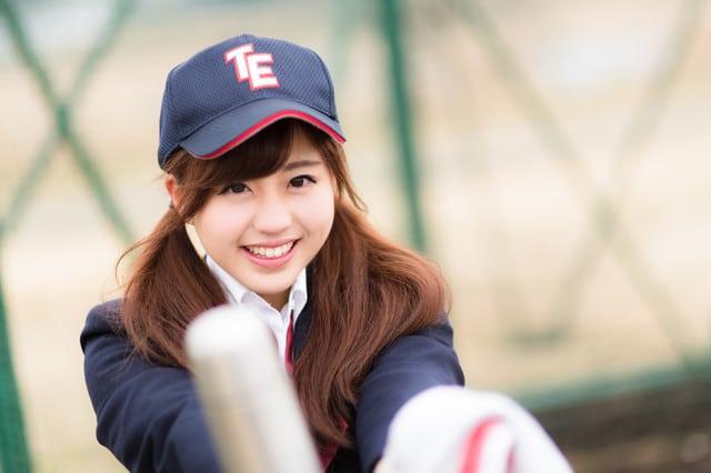 女子ソフトボール 美人・可愛い選手を紹介