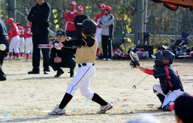 第11回春季全日本小学生男子ソフトボール大会試合風景