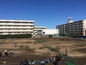 6人制ソフトボール球場風景