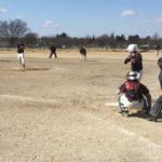男子ソフトボール東日本リーグ開幕!第1節 途中結果
