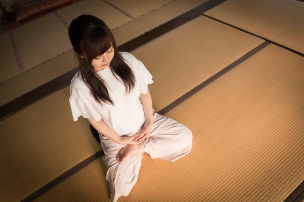 ソフトボール瞑想