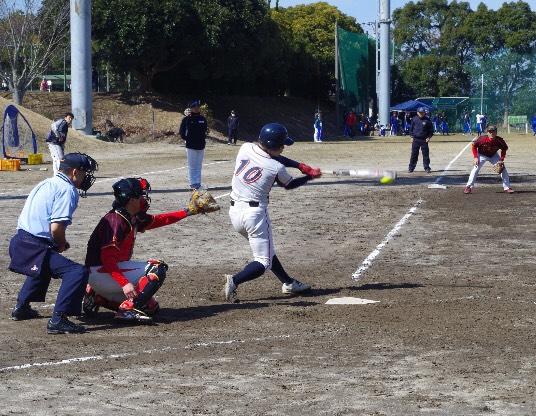 2018年 男子ソフトボール東日本リーグ開幕!