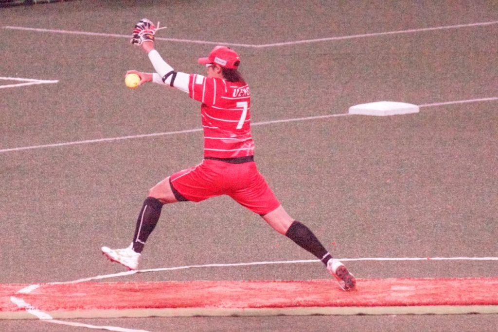 ビックカメラ高崎上野投手