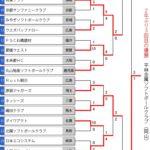 2018年 全日本クラブ男子ソフトボール選手権  結果