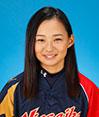 西岡 彩乃選手プロフィール写真