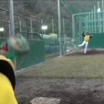 【ウィンドミル講座】松田光投手のピッチング動画を解説