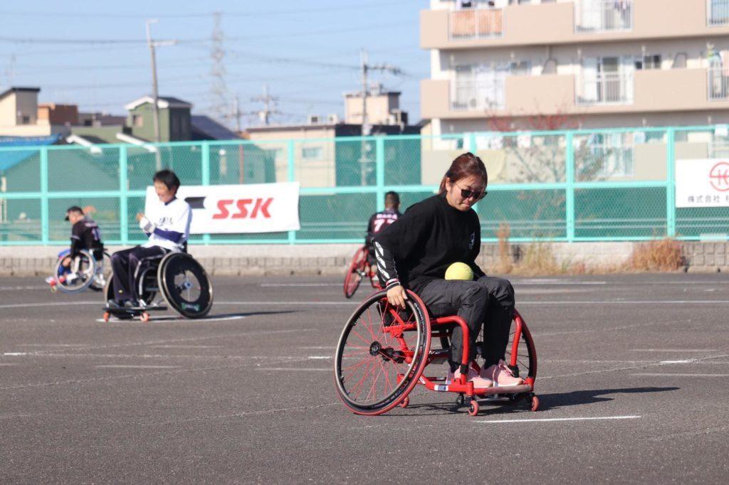 車椅子ソフトボールとは?わかりやすく解説